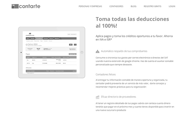 deduccion-de-impuestos-en-mexico-con-contarte